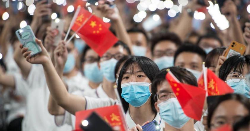 武汉重启一周年英雄之城 来看如今浴火重生的江城