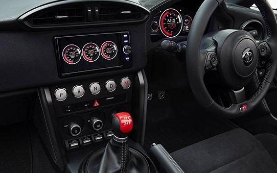 新一代丰田GR86发布 新一代丰田GR86外观改动明显