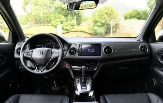 本田XR-V最新款报价 2021款本田xr-v落地价是多少