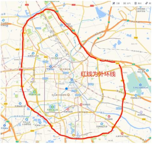 天津市限行限号2021年4月最新通知 天津市公安局实施机动车限行管理措施的通告