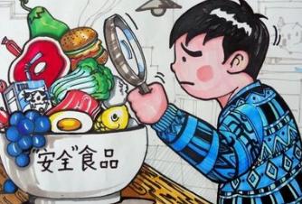 2021小学生食品安全教育知识促养成良好的饮食习惯,增强食品安全意识和防范能力