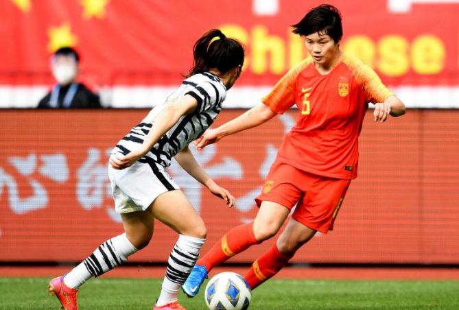 中国女足绝地逆转韩国挺进奥运 女子三大球全部拿到奥运会门票