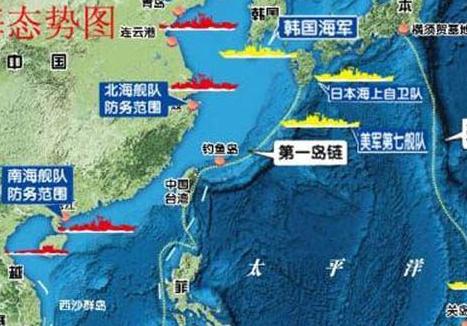 解放军三大军区海军密集演习 解放军海军密集演习有什么目的