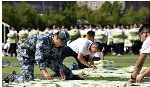 教育部称高中阶段学生军事训练不得少于7天 不得减少教学内容和规定课时