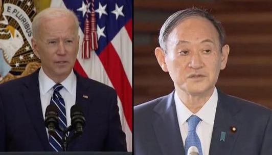 美日联合声明提及台湾 美日联合声明意图干预中国内政