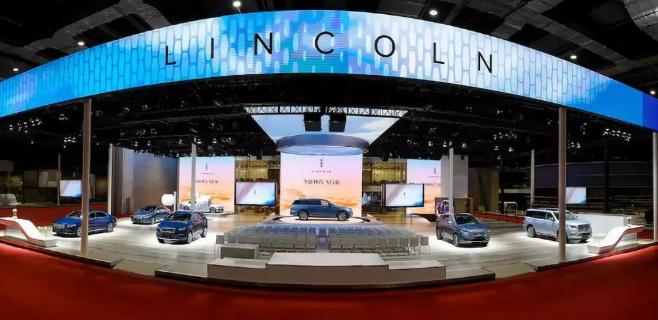 林肯上海车展发布量产概念车 林肯上海车展携全系车型阐释发展战略
