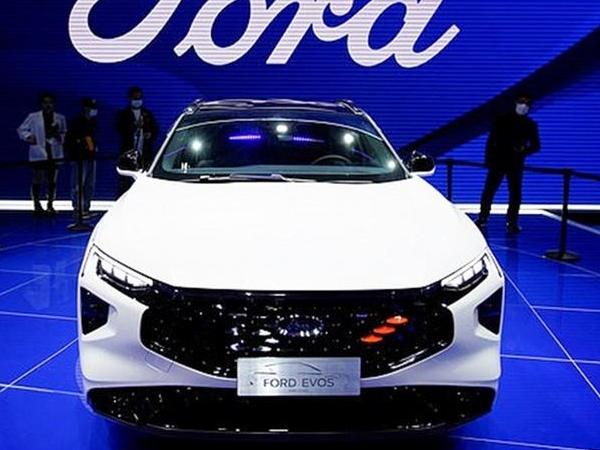 福特在上海车展发布EVOS 福特EVOS参数怎么样