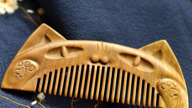 宝宝梳子什么材质的好?如何正确地给宝宝梳头发?