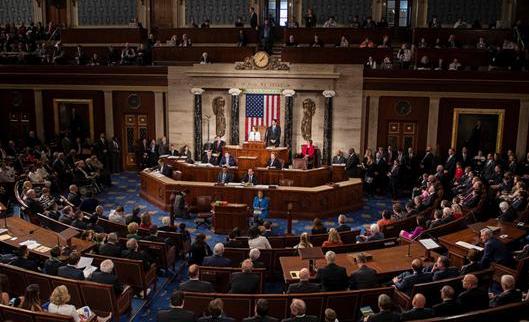 美参院通过反亞裔仇恨犯罪法案美国会推动对抗中国法案我国反驳