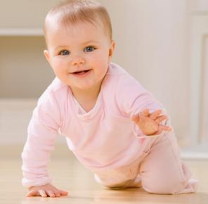 宝宝几个月会爬?宝宝爬行有什么好处?