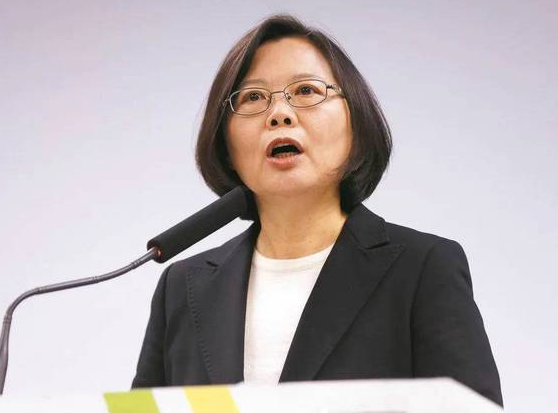 蔡英文称让台湾成国家 国台办驳斥台湾成国家永不可能