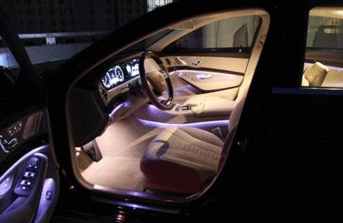 【奔驰s500l】奔驰s500l多少钱一辆?