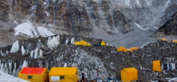 病毒入侵尼泊尔珠峰大本营17人确诊 尼泊尔疫情数字连续刷新纪录