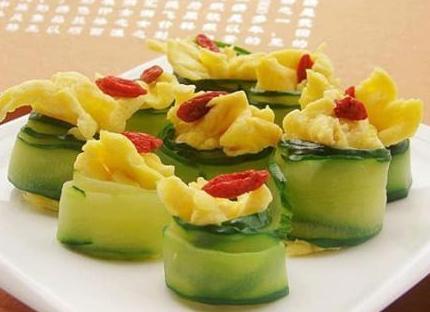 黄瓜鸡蛋减肥的食谱,黄瓜鸡蛋减肥食谱推荐?