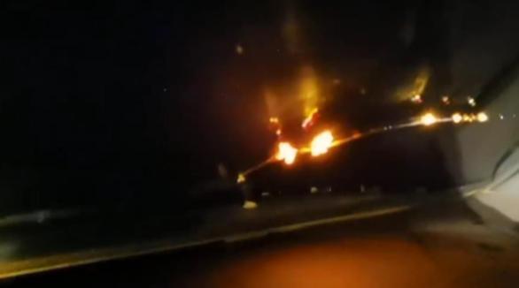 江西航空客机万米高空风挡玻璃破裂 已安全备降兰州无人员伤亡
