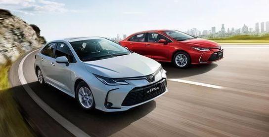 丰田最好看的汽车 丰田汽车报价及图片2021款