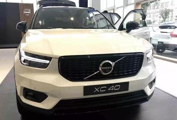 沃尔沃28万左右的车推荐 2021款沃尔沃xc40价格及图片