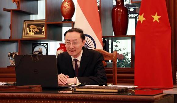中国红十字会向印度提供援助 中国红十字会向印度提供赠防疫物资100万美元援助