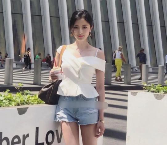 香港名媛陈可欣被曝出轨 有高富帅老公却与丑男热吻