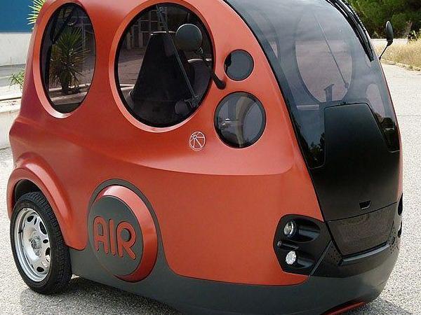 【空气动力汽车】空气动力汽车是真的吗原理是怎样的 构想与核心理念