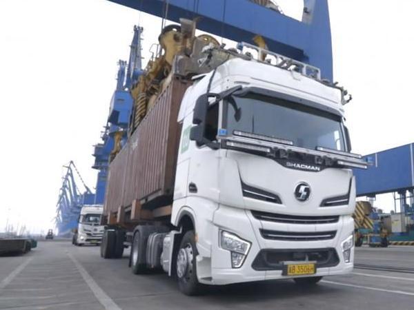 港口自动驾驶解决方案研究进展 国内已有13个港口自动驾驶集卡