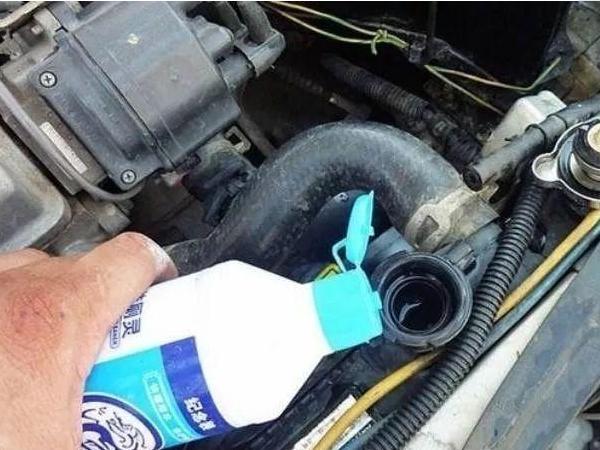 【水箱清洗剂】汽车水箱清洗剂怎么使用