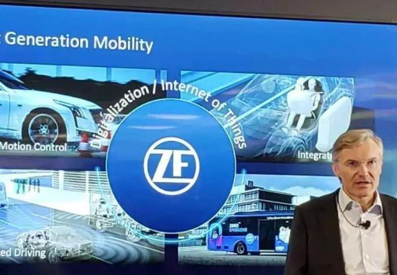 丰田驾驶辅助系统 丰田选择Mobileye和采埃孚来开发高级驾驶辅助系统