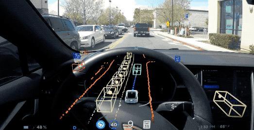 【特斯拉FSD Beta】特斯拉完全自动驾驶测试版本只是Level2系统