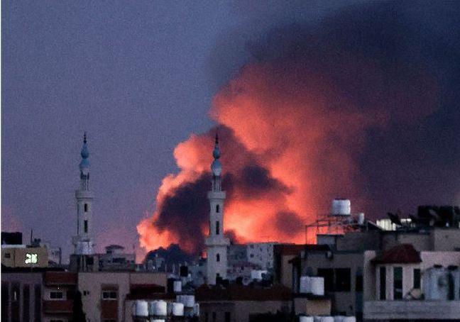 最新消息巴以冲突11天244人死 哈马斯与以色列终于同意停火