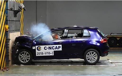 C-NCAP首次合作ccrt车型评价C-NCAP汽车检测再入新高度