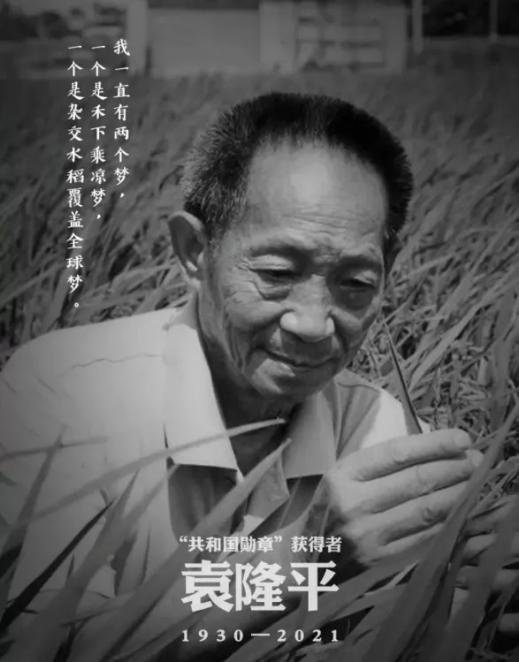 直播:袁隆平遗体送别仪式24日10点举行,外媒集体为袁隆平院士刷屏是什么情况?