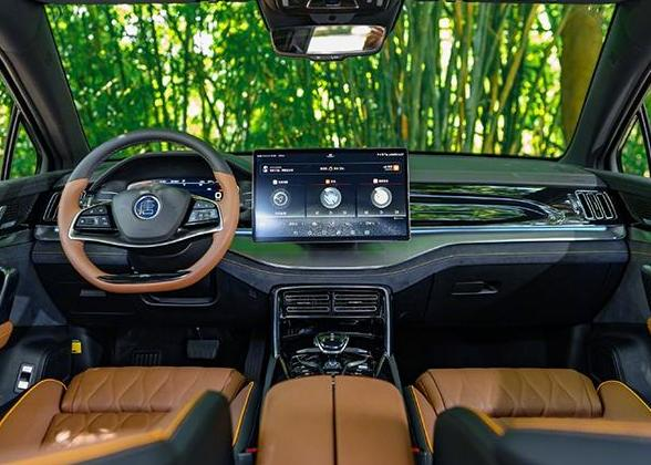 2021款比亚迪唐dm最新试驾视频 2021款比亚迪唐dm试驾评测