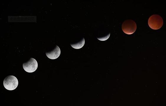 最新超级红月亮观赏攻略 今晚不要错过观赏超级红月亮