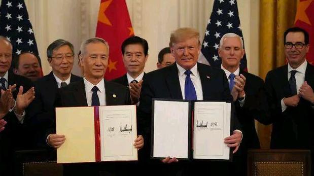 商务部回应中美第一阶段经贸协议最新消息 中美签署第一阶段经贸协议有什么意义
