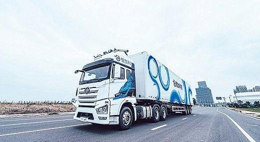 智加科技完成6500公里自动驾驶重卡长途测试
