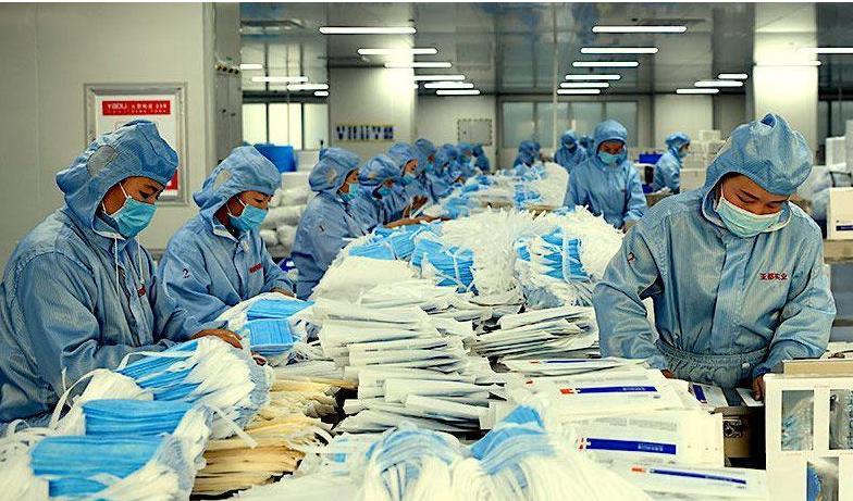 疫情持续中国口罩在海外销售情况如何?美国口罩企业抱怨无法与中国企业竞争