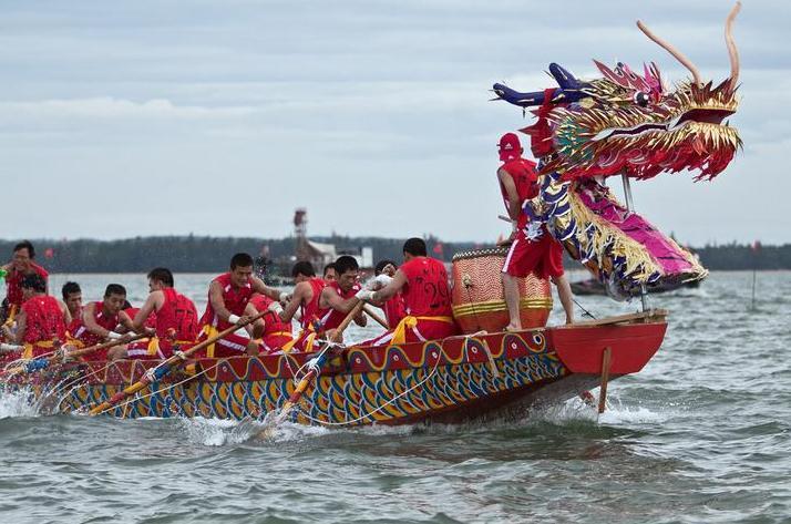 這個端午小長假去哪兒看龍舟?2021東莞端午節哪里有賽龍舟看?