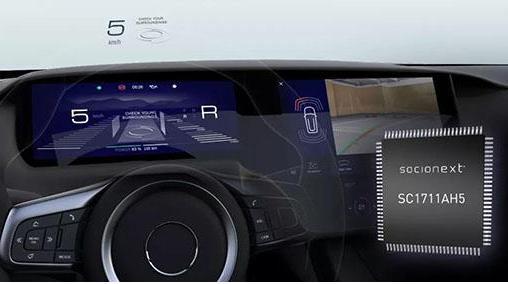 智能驾舱SoC平台最新进展 可灵活配置的辅助驾驶和智能SoC平台