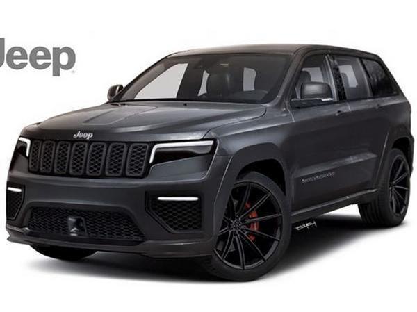 jeep全新大切诺基最新消息 jeep新大切诺基L海外市场已经到店
