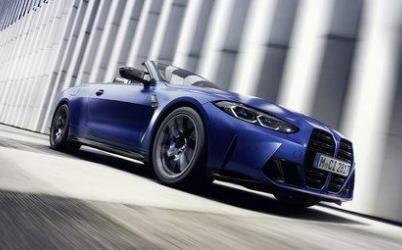全新BMW M4敞篷轿跑车雷霆版全球首发 卓尔不凡的动力性能,让运动与优雅兼得