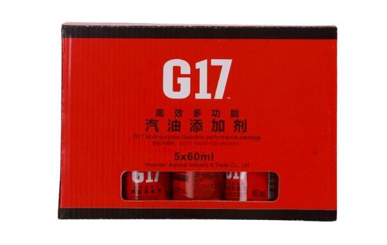 【汽油添加剂g17】汽油添加剂g17好用吗