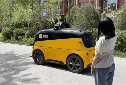 美团无人配送车发展的如何? 美团无人配送部门发布招聘需求欲扩大规模