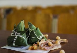 端午粽子大赏 粽子的6中花式包法你学废了吗?
