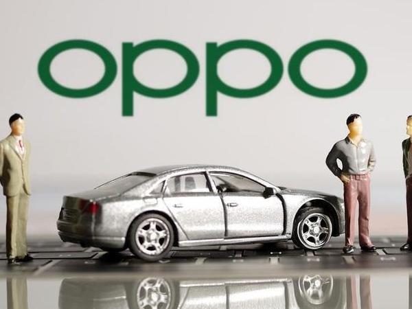 """快讯!OPPO造车新消息! OPPO公司申请注册""""OCAR""""商标!"""