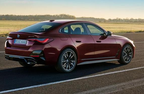 宝马4系四门轿跑车2021款发布! 2021款宝马4系四门什么时候上市?