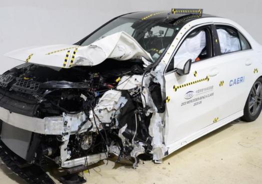 中保研公布9款车型碰撞最新结果 中保研9款车型碰撞结果奔驰a级成绩令人意外