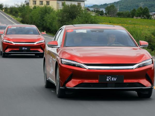 【比亚迪混合动力汽车】最新比亚迪混合动力汽车介绍推荐
