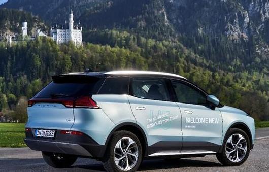 爱驰汽车出口欧盟最新消息! 爱驰汽车开拓意大利市场加快南欧市场布局