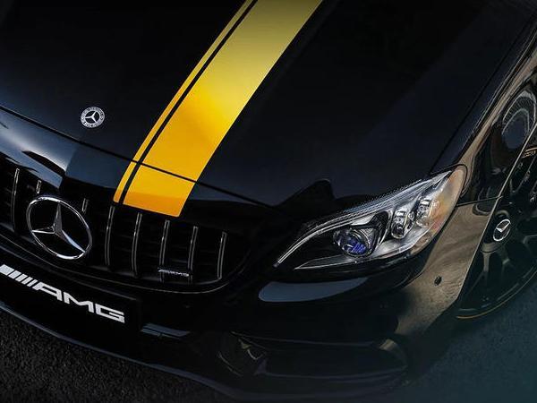 奔驰amgc63暗夜特别版最新消息! 奔驰amgc63暗夜特别版上市售价曝光