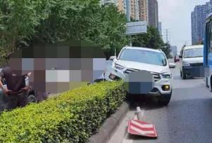 三起因驾驶员分心驾驶引发的交通事故,提醒驾驶员在行车中要集中精神